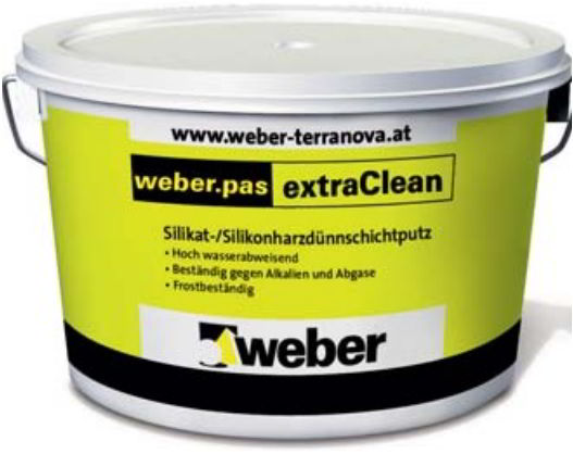 Weber Pas ExtraClean 2 mm ����� ������������ ���������-����������� �������� ���������� (25 ��)