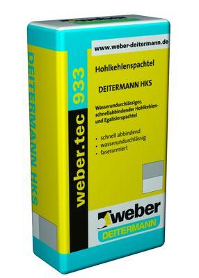 Ветонит /Weber.Vetonit/ Weber Tec 933 Безусадочный цементный быстросхватывающийся водонепроницаемый раствор (25 кг)