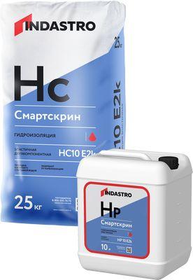 Indastro Индастро Смартскрин HC10 E2k эластич. гидроиз. (ком-т 1) (25кг)