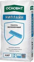 Основит Т-47 ЛЕВЕЛАЙН Ровнитель для пола (5-50мм) 25 кг